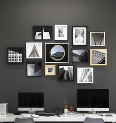 Watch as we show you how to breathe new life into a boring living space with a step-by-step guide to creating a gallery wall for your home or office.
