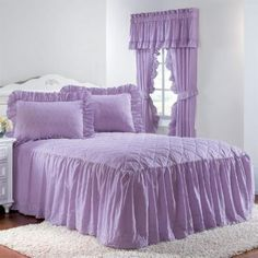 !!~Cheap BrylaneHome Eyelet Bedspread