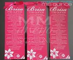 oraciones para una quinceanera - Google Search