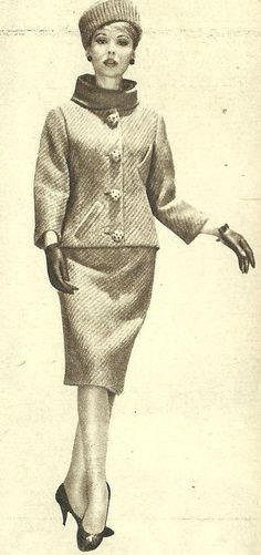 Guy Laroche | Model by:Guy Laroche.1961. | Classic Style of Fashion (First) | Flickr