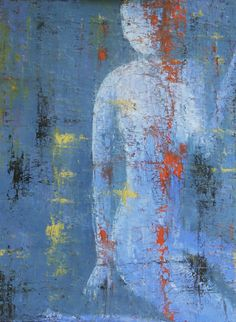 "Transcendessense- ""Absynthe"" Oil on Canvas, 48x36. Artist: Rene Romero Schuler.  Please check out www.reneschuler.com"