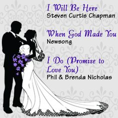 35 Best Christian Wedding Songs Images Christian Wedding Songs