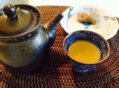 My tea sets