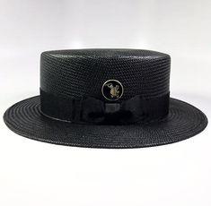Made in USA Winter Felt Men/´s with Grosgrain Band Piping Summer-Winter Stetson Oberlin VitaFelt Hat Men