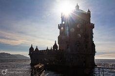 Torre de Belém, Lisboa, Portugal - Arquitetura e lugares | Osvaldo Furiatto Fotografia e Design