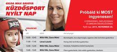 Gilda MAX Küzdősport nyílt nap