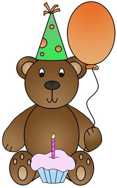 Graphics by Ruth - Birthday Bears