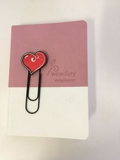 Luxurious Wow Diary Cover - Pomegranate Colour
