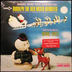 Northern Volume - Burl Ives - Original Soundtrack And Music From Rudolph The Red-Nosed Reindeer (Vinyl LP Record), $22.95 (https://www.northernvolume.com/burl-ives-original-soundtrack-and-music-from-rudolph-the-red-nosed-reindeer-vinyl-lp-record/)