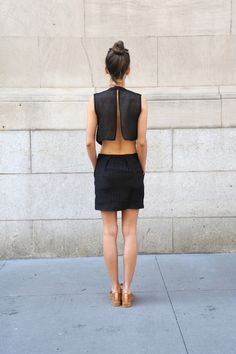 // No.6.    Is this you Lexi? You always pose showing your back.  Sneaky , sneaky
