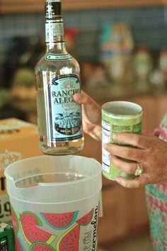 WL&GD Recipe: Beer-Ritas - Wander Lust and Glitter Dust