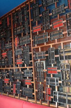 abax ancient counting board and forerunner of abacus on great wall chinese restaurant id=74818