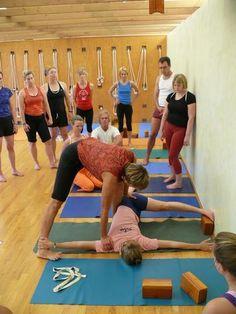 San Diego Yoga | BKS Iyengar Yoga Centers of San Diego | The Center - Gallery | Ocean Beach, Normal Heights