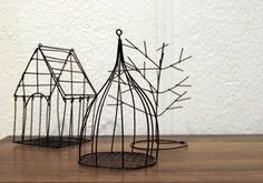 Very Simple Wire Craft Projects