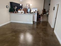 Concrete Staining in Basement- Creative Concrete Coatings- Raleigh NC Concrete Resurfacing, Concrete Coatings, Concrete Finishes, Concrete Texture, Concrete Wood, Stained Concrete, Polished Concrete, Concrete Staining, Concrete Floors