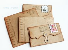 Lesley Langdon Creative: Up the Street Scrapbooking November Kits!