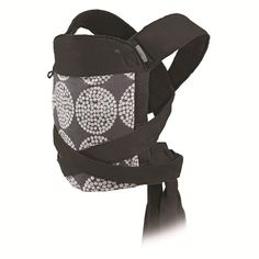 Infantino Sash Mei Tai Baby Carrier - Dots - this was my fave ... and I can still use it on my 33 lb, 2-year-old. It's not too cumbersome to put on in a parking lot. Some others were WAY long and got messy on parking lots.
