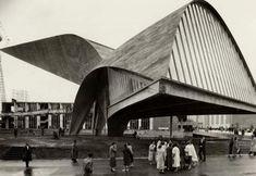 André Paduart, Jean Van Doosselaere & Jacques Moeschal - De Pijl van de burgerlijke bouwkunde, Expo '58 (1958)