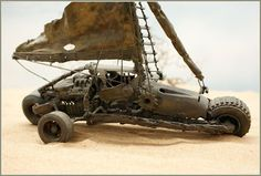 Mutoid Ship by JKL-Team