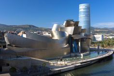 Architecture focus: Frank Gehry Guggenheim, Spain