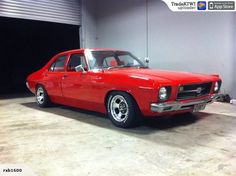 Holden Hq belmont 1971
