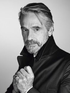 """""""We all have our time machines. Some take us back, they're called memories. Some take us forward, they're called dreams. I Look To You, Jeremy Irons, Light For The World, Old Movie Stars, Hollywood Actor, British Actors, Celebs, Celebrities, Beautiful Boys"""