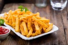 Patatine fritte aromatiche