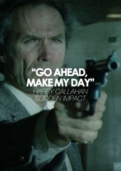 1000 Images About Dirty Harry On Pinterest