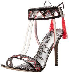 Sam Edelman Women's Sadie Dress Sandal *** Tried it! Love it! Click the image. : Sandals
