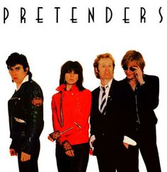 Vinylz Inc - cover art, poster, magazine cover reproductions, album cover reproductions - Pretenders (1980)