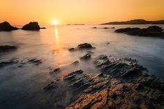 Sunset in Calaguas Photo by Chris Domingo -- National Geographic Your Shot