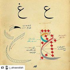 No photo description available. Calligraphy Lessons, Calligraphy For Beginners, Arabic Calligraphy Design, Arabic Calligraphy Art, Learn Calligraphy, Arabic Art, Calligraphy Alphabet, Celtic Dragon, Celtic Art