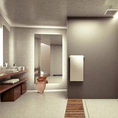 Case study for a hotel | bathroom #architecture #concrete #cool #contemporary #design #designhotel #hotel #midcentury #modern #style #studioguilhermetorres #zurich