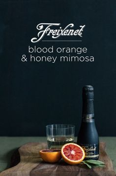 Blood Orange + Honey