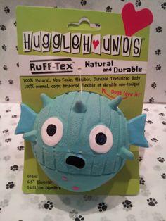 Huggle Hounds Blow Fish #GodfreysDogdom