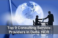 consulting-service-providers in delhi ncr