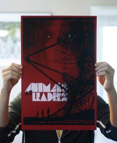 Animals As Leaders - Gig Poster