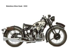 Matchless Silver Hawk 1933