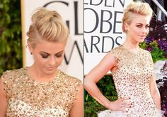 There were so many gorgeous looks at last night's Golden Globe Awards! Here are my top five favorite looks from the night: Amanda Seyfrie...