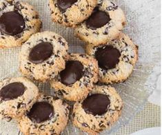 Dairy-Free Double Chocolate Coconut Macaroons - Recipes Article