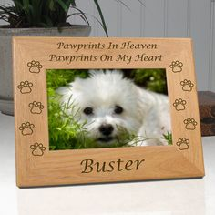 1000 images about pet lover picture frames on pinterest for Unusual dog gifts