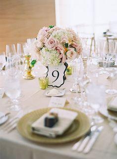 Wedding, Flowers, Centerpiece, Table, Setting, Napkin, Marbella frank