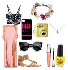 #122 by potato-cupcake on Polyvore featuring Aila Blue, maurices, Tiffany & Co., Topshop and Lancôme