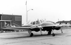 The Super V is a Beech Bonanza modified to twin engine configuration - A common Beech Bonanza that crashed near Mason City, Iowa in February 1959, killing Buddy Holly, Ritchie Valens and J.T. Richardson