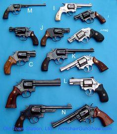 Smith  Wesson handguns