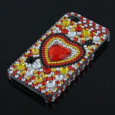 This $3.99  case is made of high quality material, very durable Secure shielding. Unique 3D pattern design on the back. Innovative material of high durability.