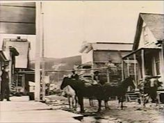 This educational film was produced by Barkerville Historic Town in 1991 and currently plays in the Visitors Reception Centre for the people who visit. Gold Rush, The Visitors, Social Studies, Dreams, Teaching, Youtube, Learning, Social Science, Youtubers