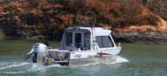 New 2012 Hewescraft 200 Sea Runner Multi-Species Fishing Boat - Fisherman's Delight!