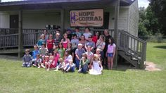 Hope Corral Youth and Kiddos