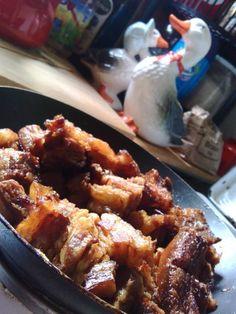 Savršeno pečena slaninica - savršeno pečena domaća slanina... Jedinstveni recept hrono kuhinje - isprobajte!